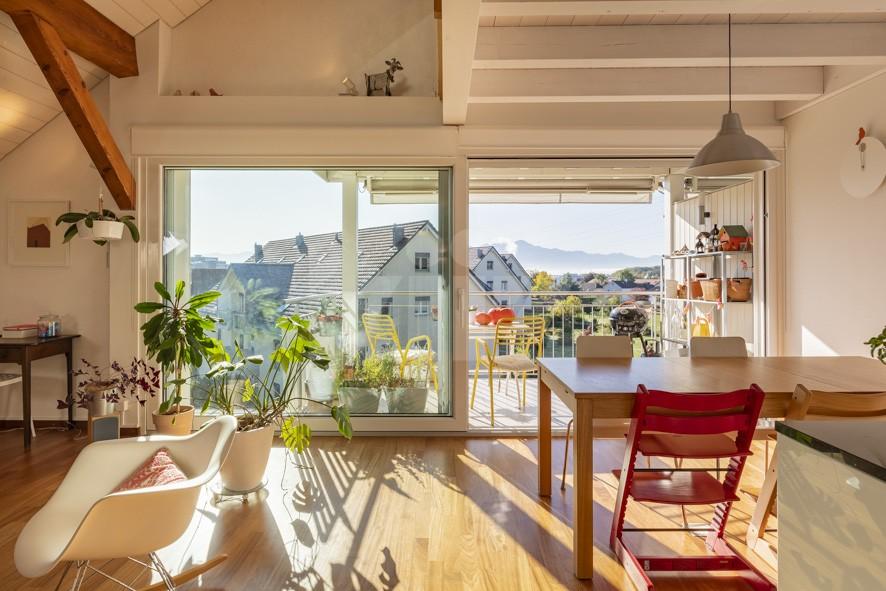 VENDU! Très bel appartement moderne et chaleureux - 1