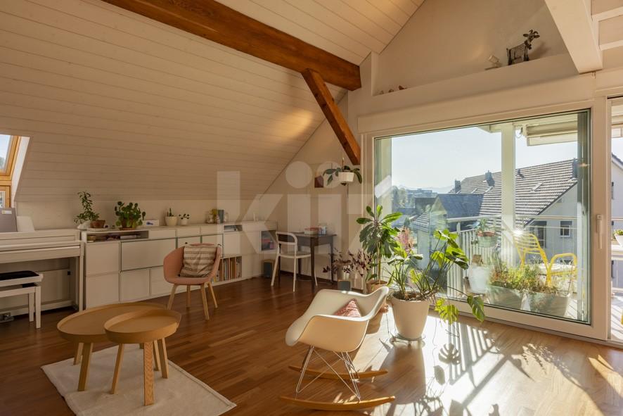 VENDU! Très bel appartement moderne et chaleureux - 2