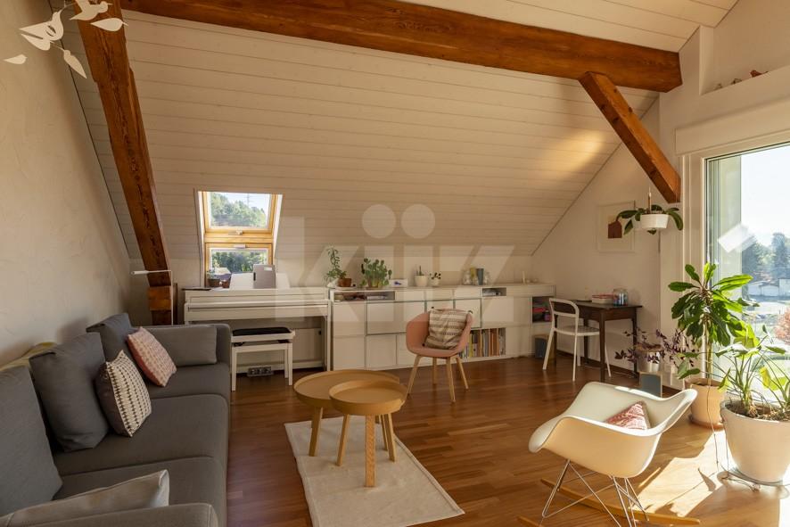 VENDU! Très bel appartement moderne et chaleureux - 5