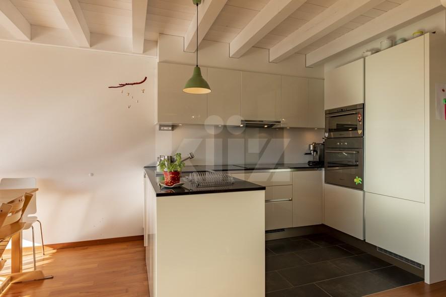 VENDU! Très bel appartement moderne et chaleureux - 6