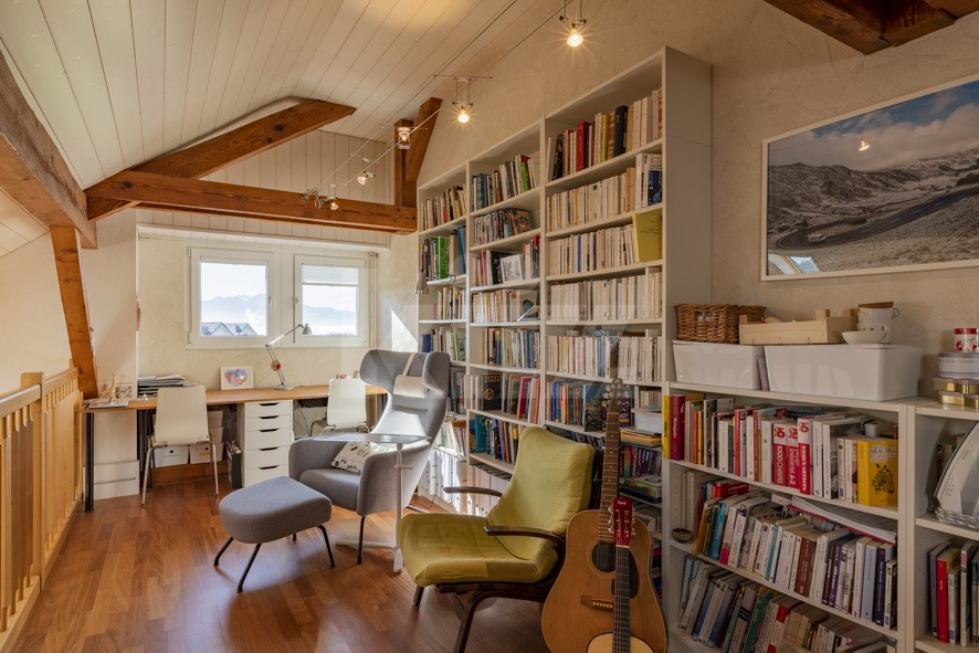 VENDU! Très bel appartement moderne et chaleureux - 3