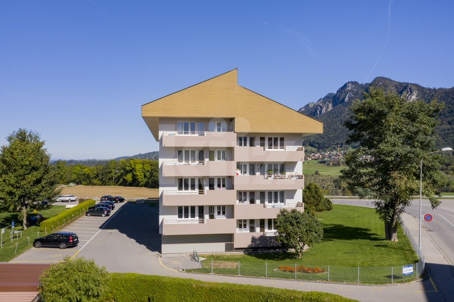 Charmant appartement avec superbe vue sur les Dents de Broc - 13