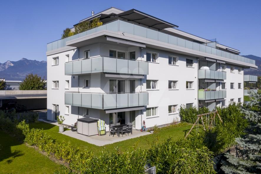 Très bel appartement avec grande terrasse et jardin de 200m2 - 1