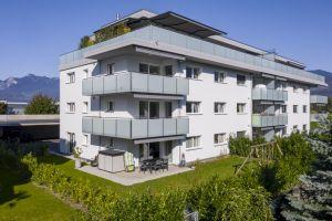 Très bel appartement avec grande terrasse et jardin de 200m2