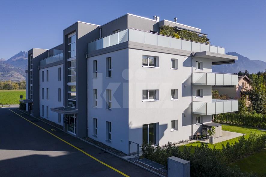Très bel appartement avec grande terrasse et jardin de 200m2 - 13