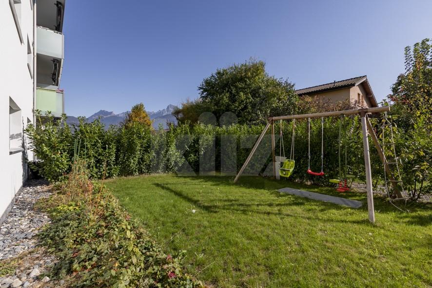 Très bel appartement avec grande terrasse et jardin de 200m2 - 11