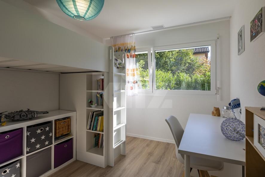 Très bel appartement avec grande terrasse et jardin de 200m2 - 7