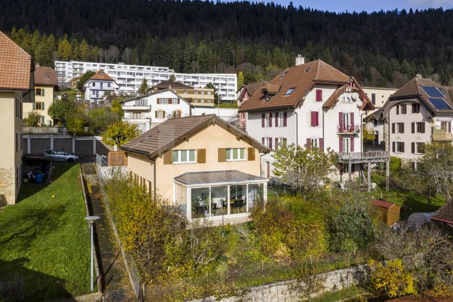 Charmante villa individuelle avec jardin bucolique - 1