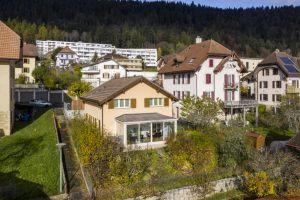 Charmante villa individuelle avec jardin bucolique