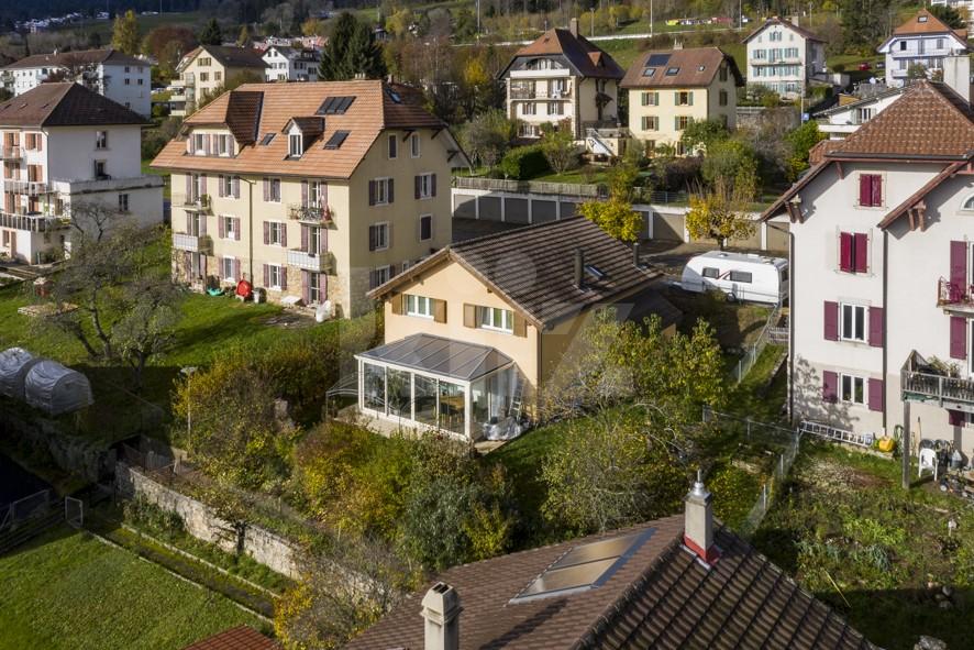 Charmante villa individuelle avec jardin bucolique - 2