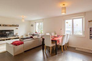 Pour investisseur: bel appartement avec jardin privatif