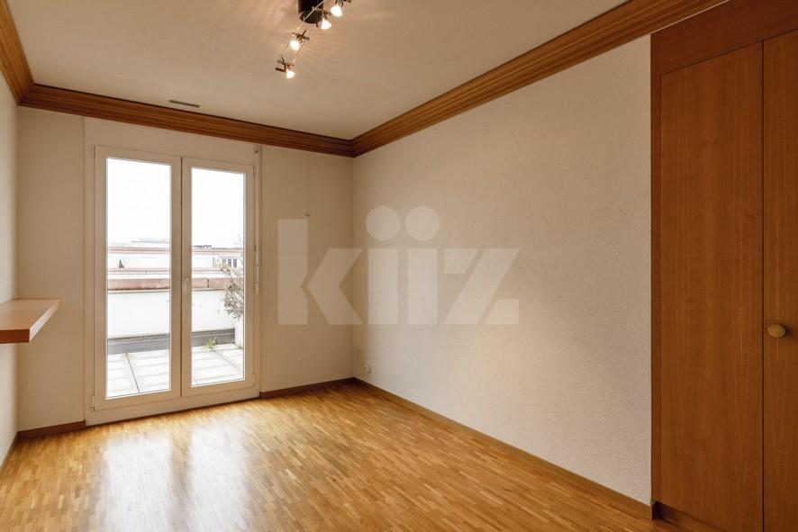 Vendu! Grand attique avec terrasse phénoménale - 11