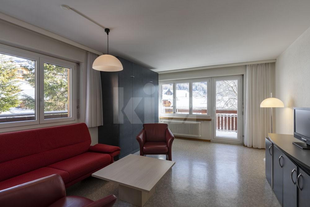 Appartement traversant baigné de lumière au coeur du village - 4