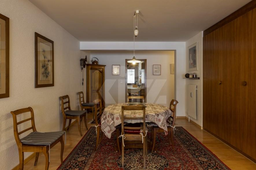 VENDU! Bel appartement avec cheminée - 5