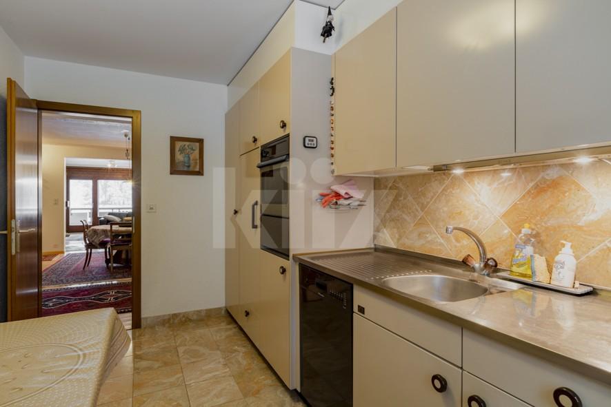 VENDU! Bel appartement avec cheminée - 7