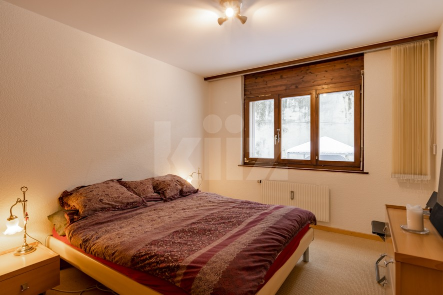 VENDU! Bel appartement avec cheminée - 9