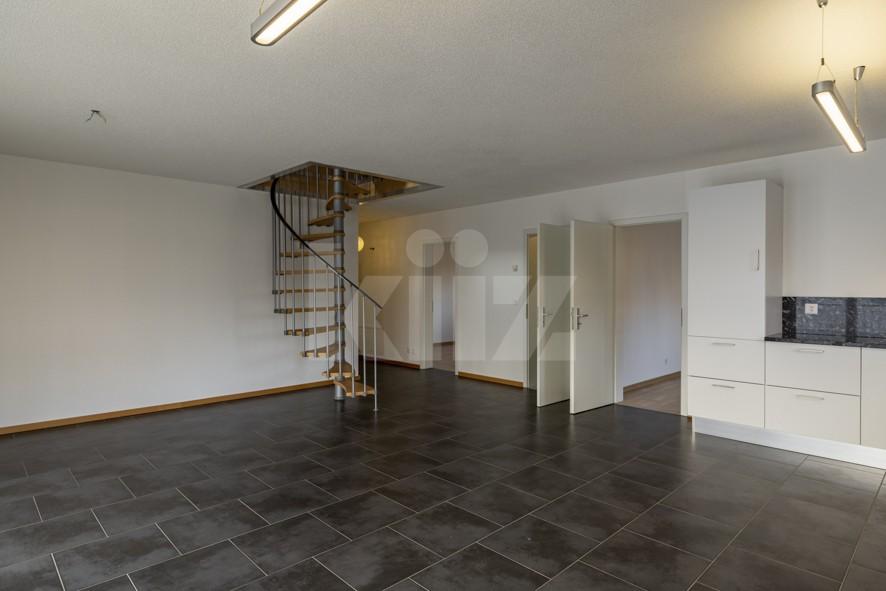 VENDU!Très bel appartement avec combles entièrement aménagés - 7