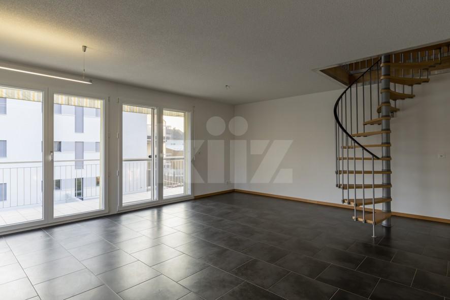 VENDU!Très bel appartement avec combles entièrement aménagés - 5