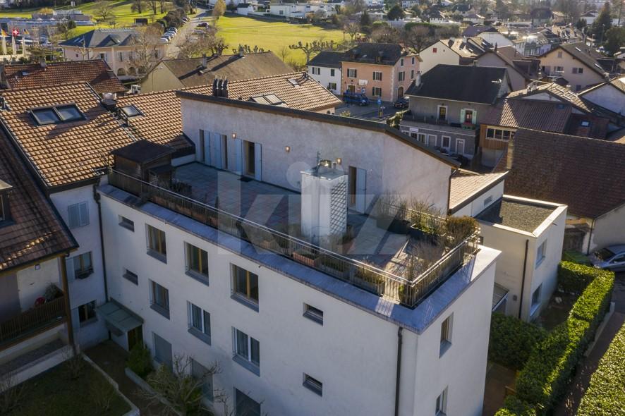 Somptueux duplex avec terrasse exceptionnelle de 111 m2 - 1