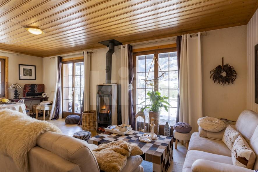 Vendu! Splendide chalet confortable et lumineux - 4