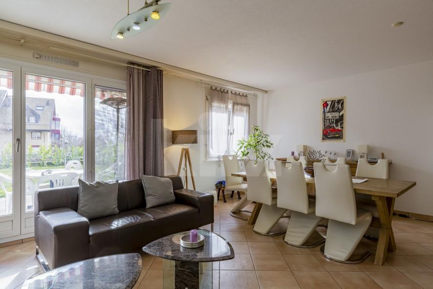 Magnifique appartement entièrement rénové avec jardin - 2