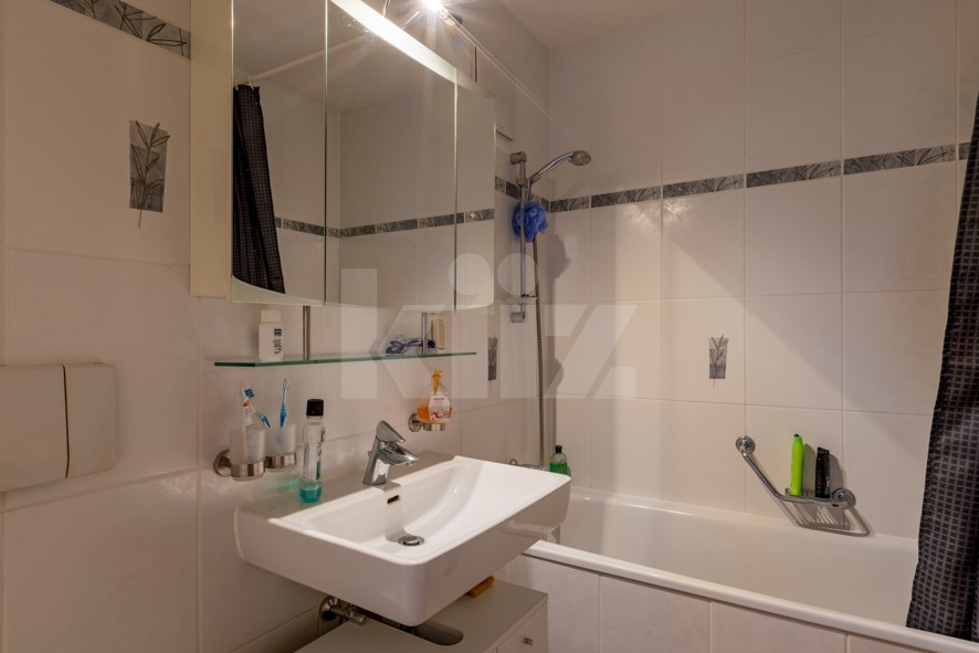 Magnifique appartement entièrement rénové avec jardin - 8