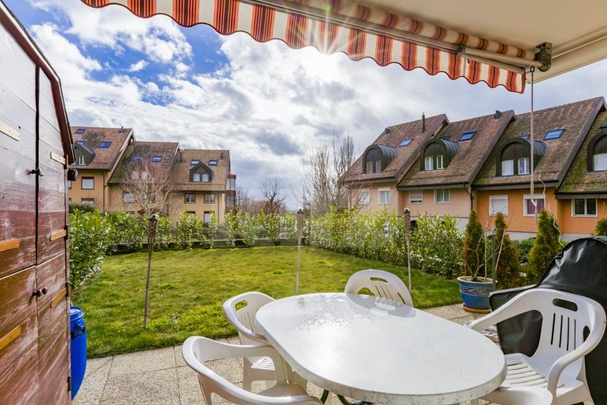 Magnifique appartement entièrement rénové avec jardin - 10