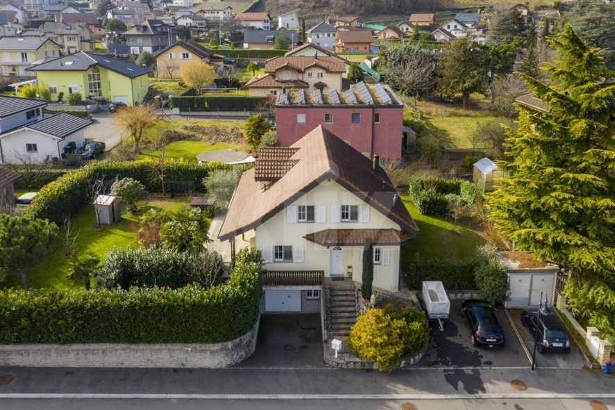 Charmante maison individuelle avec superbe jardin - 1