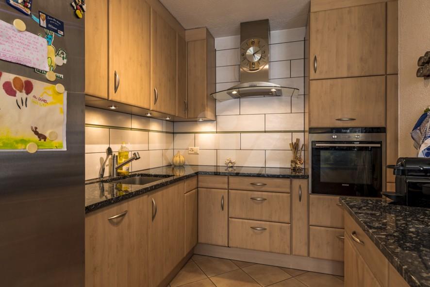 Magnifique appartement entièrement rénové avec jardin - 5