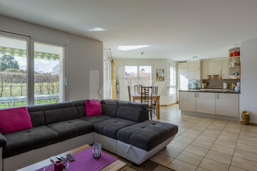 Très bel appartement avec charmant petit jardin de 55 m2 - 4