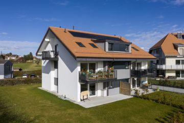 Vendu ! Magnifique appartement avec très belle terrasse