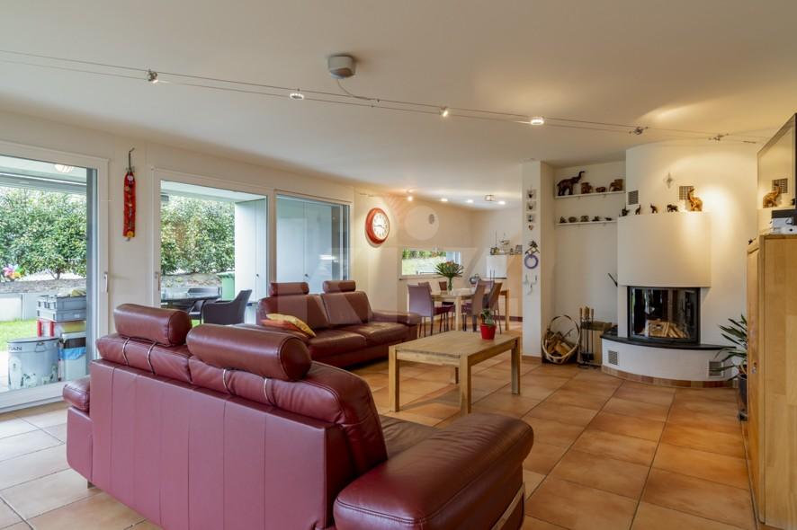 Très bel appartement traversant avec grand jardin privatif - 7