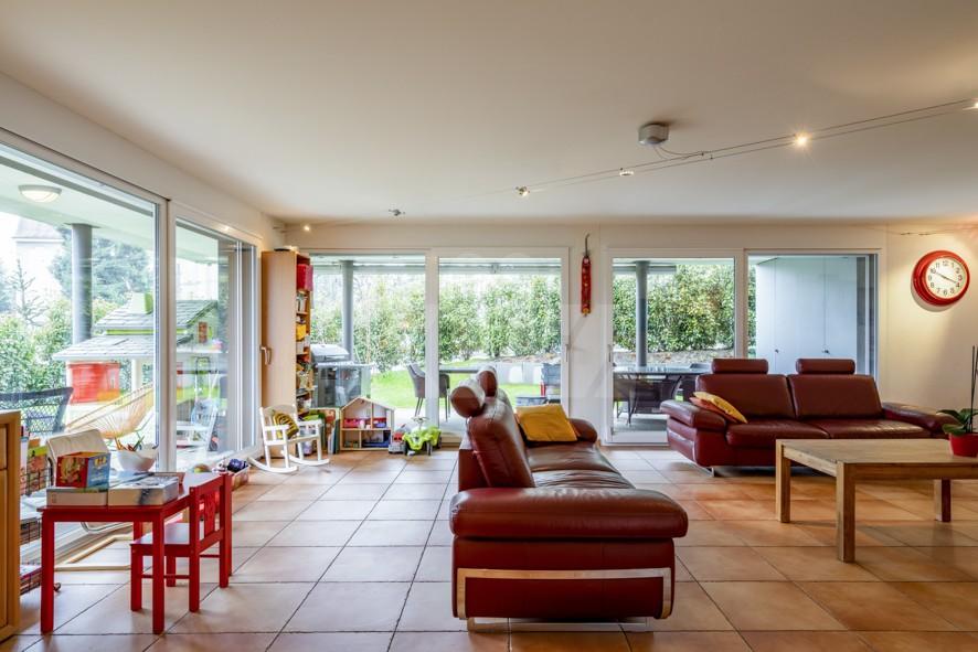 Très bel appartement traversant avec grand jardin privatif - 2