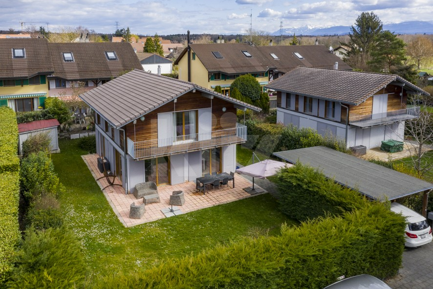 Très belle maison individuelle avec agréable jardin - 1