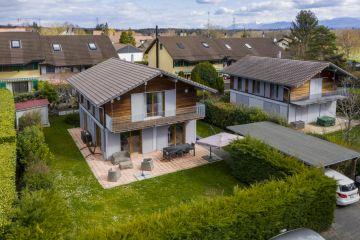 Très belle maison individuelle avec agréable jardin