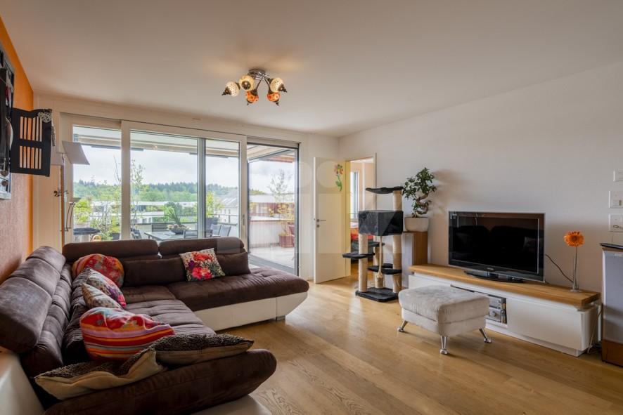 Magnifique appartement lumineux avec balcon et loggia - 1