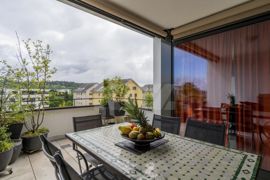 Magnifique appartement lumineux avec balcon et loggia - 11