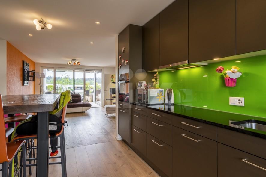 Magnifique appartement lumineux avec balcon et loggia - 2