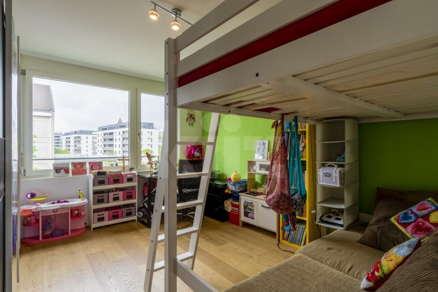 Magnifique appartement lumineux avec balcon et loggia - 6