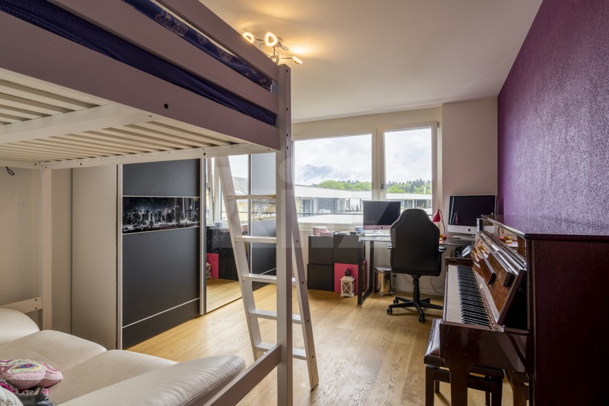 Magnifique appartement lumineux avec balcon et loggia - 5
