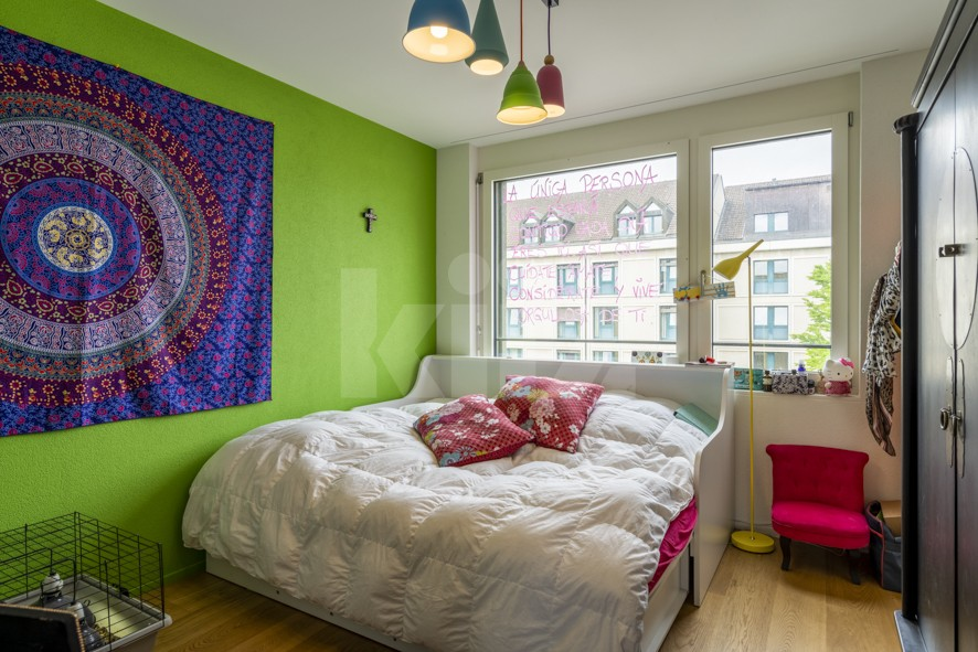 Magnifique appartement lumineux avec balcon et loggia - 7