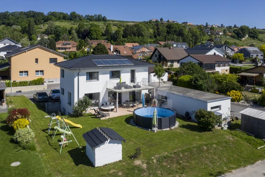 Magnifique maison individuelle avec grand jardin - 1