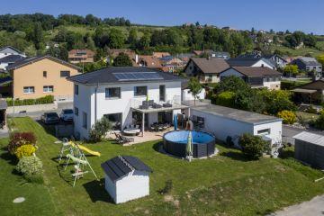 Magnifique maison individuelle avec grand jardin
