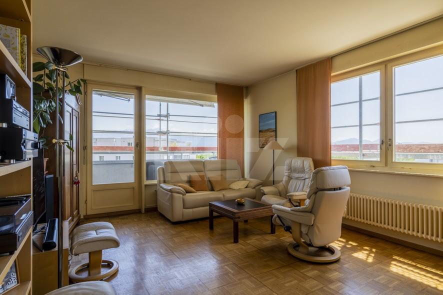 Vendu! Bel appartement avec situation exceptionnelle - 2