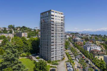Bel appartement avec situation exceptionnelle