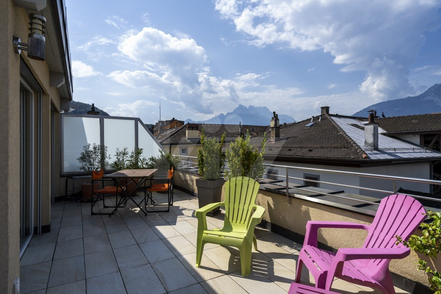 Magnifique triplex avec deux terrasses de 50 m2 - 3
