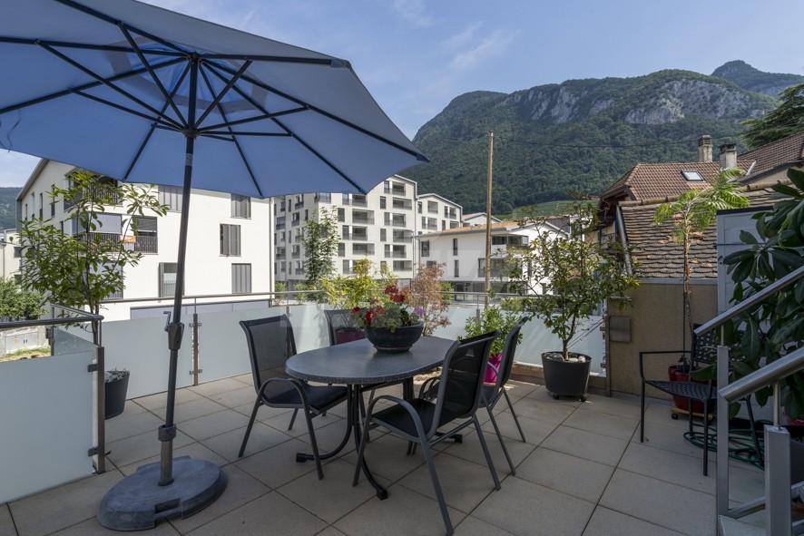 Magnifique triplex avec deux terrasses de 50 m2 - 4