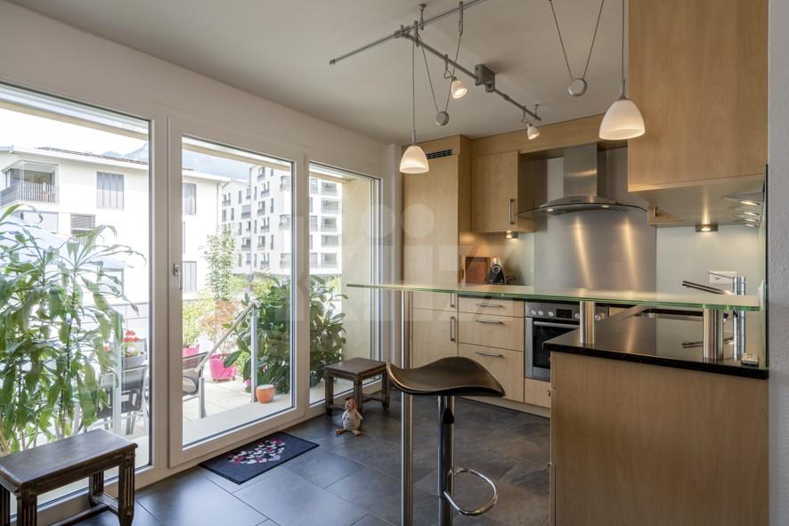 Magnifique triplex avec deux terrasses de 50 m2 - 6