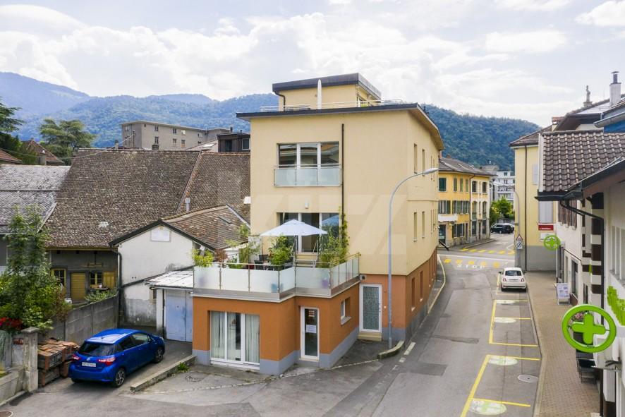 Magnifique triplex avec deux terrasses de 50 m2 - 1