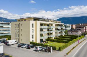 Très bel appartement spacieux avec large terrasse couverte